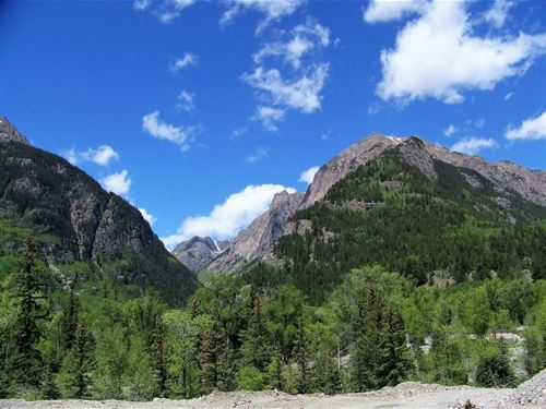 San Juan Mountain Mining Claims : Lake City : Hinsdale County : Colorado