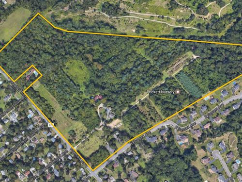 56 Acres In Heart Of Sewell : Sewell : Gloucester County : New Jersey