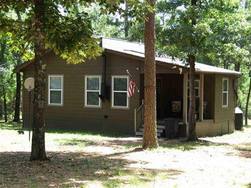 Cabin With Land : Moyers : Pushmataha County : Oklahoma