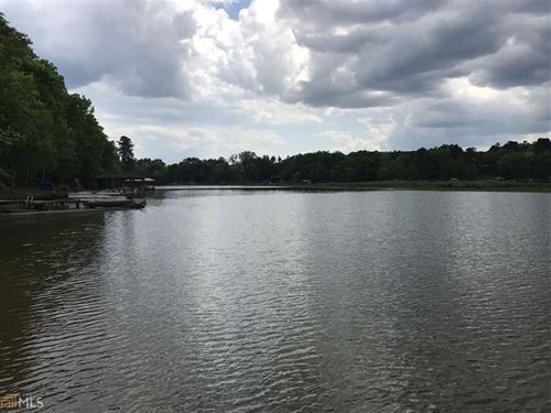 Lakefront Lot With Dock & Seawall : Eatonton : Putnam County : Georgia