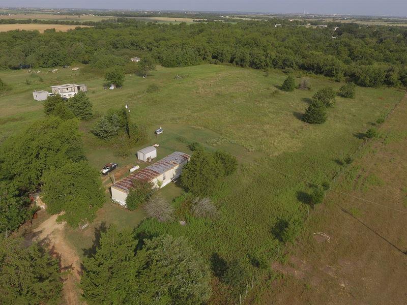 1 Acre Land Parcel In Lorena Tx
