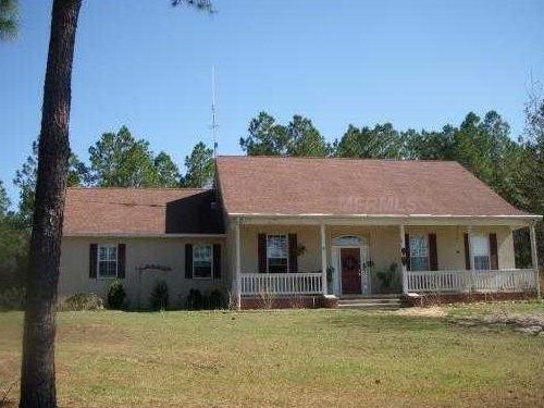 3/2/2 Oasis In The Country : Dade City : Pasco County : Florida