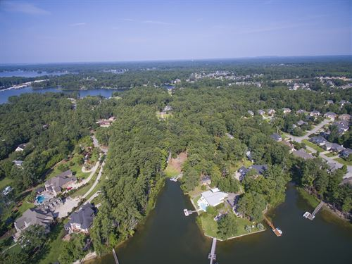Waterfront Property On Lake Murray : Chapin : Richland County : South Carolina