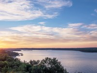 Top Of The Mountain Lake Views : Marble Falls : Burnet County : Texas