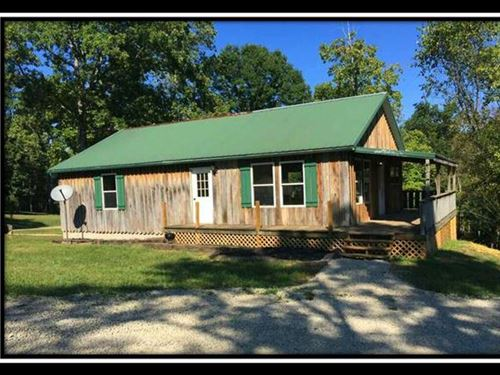 8 Acres W Cabin And Range : Malta : Morgan County : Ohio