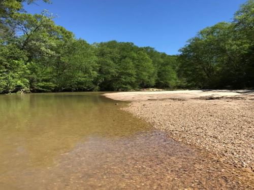 Private Land On McGehee Creek : Meadville : Franklin County : Mississippi