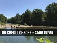 55 Acres On Niangua River : Lebanon : Dallas County : Missouri