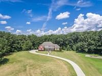 Beautiful Retreat At Farms At Rocky : Loganville : Walton County : Georgia