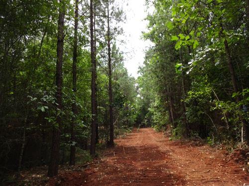 +/- 18.77 Acres Winding Creek Road: : Norris : Pickens County : South Carolina