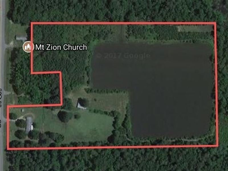 Undeveloped Commercial Land : Pine Bluff : Jefferson County : Arkansas
