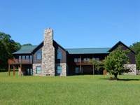 266 Acres, Custome Built Mtn Home : Williamsville : Bath County : Virginia