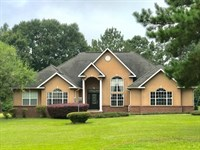 4 Br Executive Home In North Pike : Summit : Pike County : Mississippi