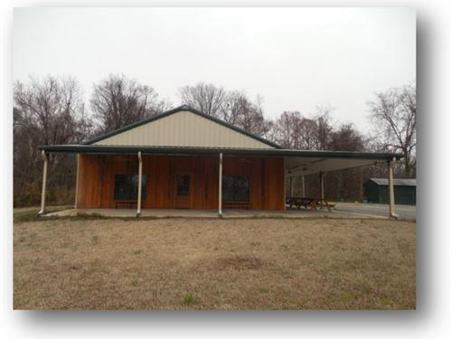 1 Share Of Break Land Company : Mound Landing : Bolivar County : Mississippi