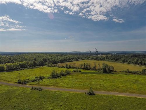 26+/- Acres Land : Danville : Montour County : Pennsylvania