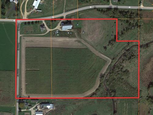 Cazenovia Hobby Farm Live Auction : Cazenovia : Richland County : Wisconsin