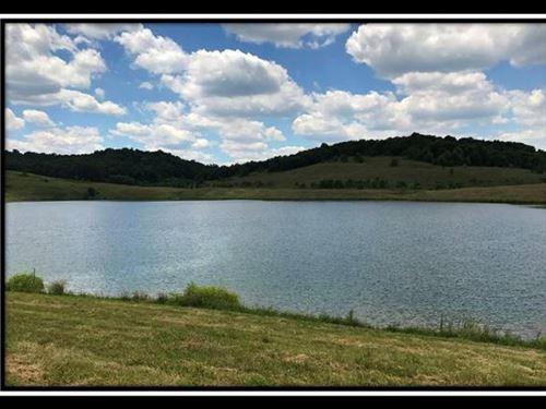 Tract 2 On Sherman Lake : Vinton : Gallia County : Ohio