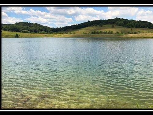 Tract 3 On Sherman Lake : Vinton : Gallia County : Ohio