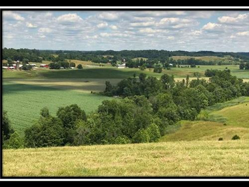 Tract 6 On Sherman Lake : Vinton : Gallia County : Ohio