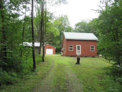 Cabin Near Camden Ny Borders Forest : Florence : Oneida County : New York