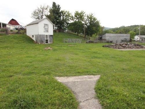 Fenced Buildable Acreage : Sugar Grove : Smyth County : Virginia