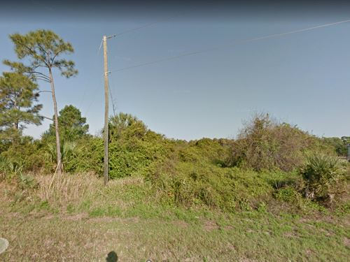 .54 Acres In North Port, Fl : North Port : Sarasota County : Florida