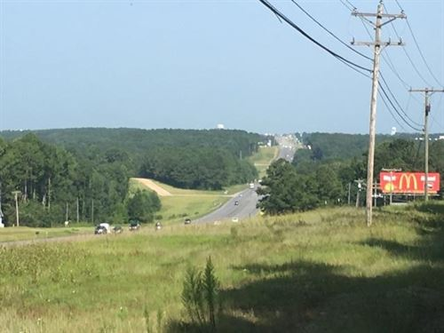 13 Ac On Hwy 231S : Troy : Pike County : Alabama