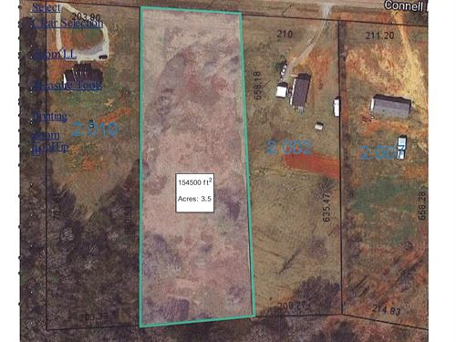 3.5 Acres Between Troy & Brundidge : Troy : Pike County : Alabama