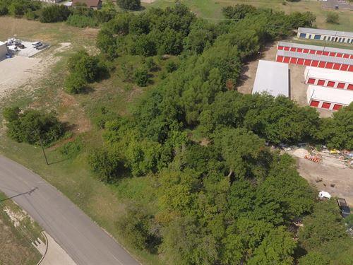 Off Market Industrial Site : Hewitt : McLennan County : Texas