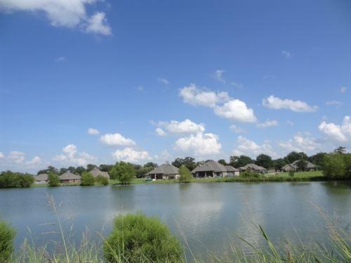 Lake Front Lots & Acreage : Scott : Lonoke County : Arkansas