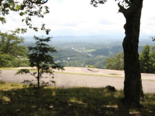 High Elevation Blue Ridge Views : Independence : Grayson County : Virginia