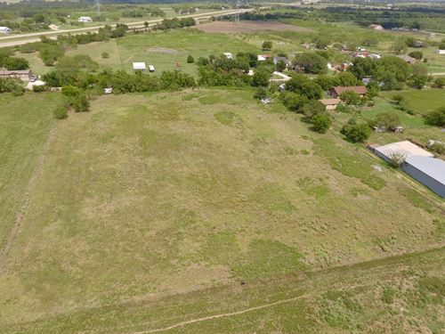 3.76 Acres Unrestricted - Riesel,Tx : Riesel : McLennan County : Texas