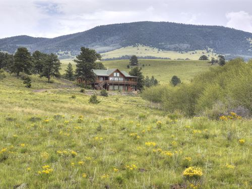 Rocky Mountain High Ranch : Cotopaxi : Fremont County : Colorado