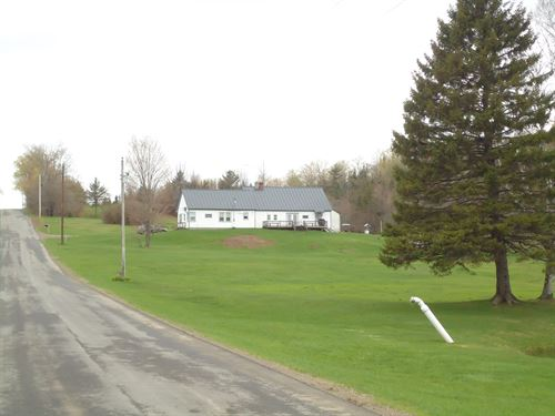 Osgood Farm And Timberland : Prentiss : Penobscot County : Maine