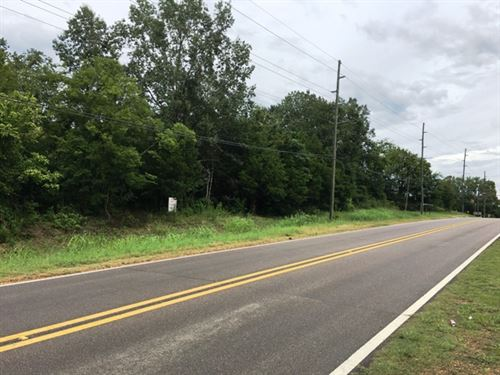 Commercial Lot For Sale-Starkville : Starkville : Oktibbeha County : Mississippi