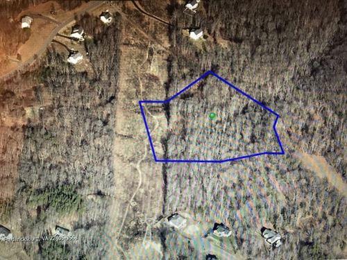 7 Ac Building Lot In Battery Ridge : Fredericksburg : Stafford County : Virginia