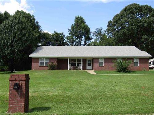 Home With Acreage : Broken Bow : McCurtain County : Oklahoma