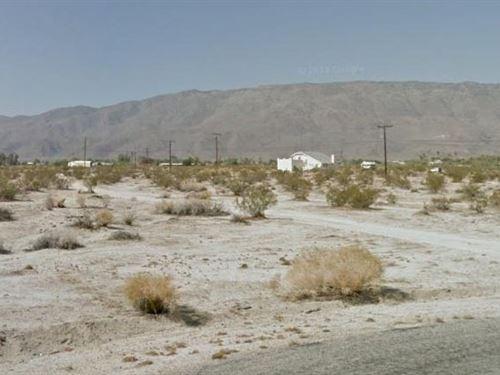 San Diego County, Ca $15,000 Neg : Borrego Spring : San Diego County : California
