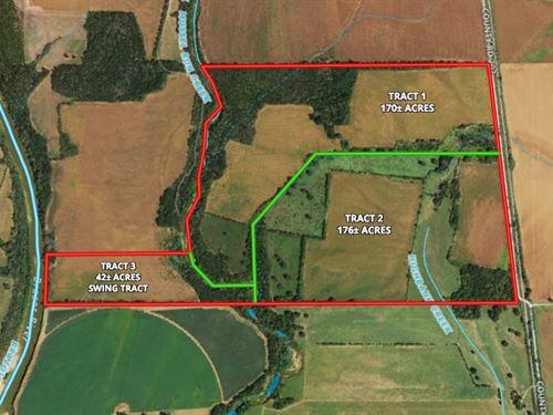 Farm 1 170 Acres Falls County : Reagan : Falls County : Texas