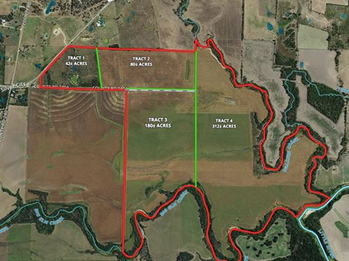 Farm 2 615 Acres Milam County : Cameron : Milam County : Texas