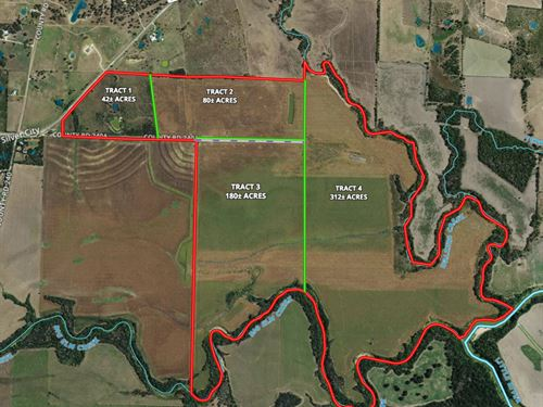 Farm 2, 42 Acres Milam County : Cameron : Milam County : Texas