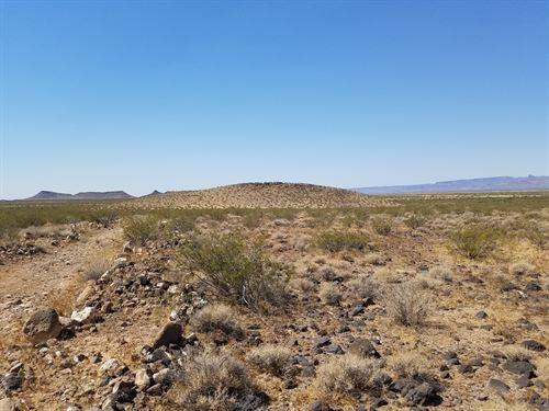 Huge Golden Valley Lot : Golden Valley : Mohave County : Arizona