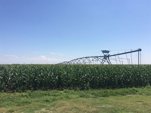Topliff Farms : Goodland : Sherman County : Kansas