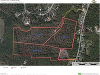 3 Beautiful Tracts In Summerville : Summerville : Chattooga County : Georgia