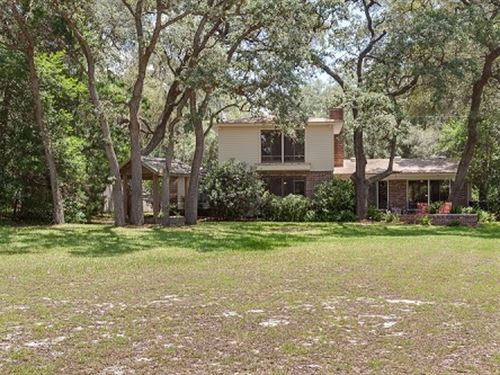 Spanish Style Executive Home Wh-25 : Keystone Heights : Clay County : Florida