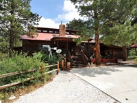 3105037 - Beautiful Log Home In Alp : Salida : Chaffee County : Colorado