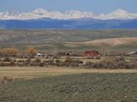 Rimfire Ranch : Daniel : Sublette County : Wyoming