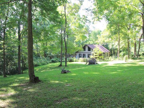 Edgington Rd - 99 Acres : South Salem : Ross County : Ohio