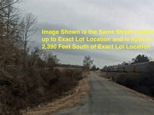 1.89 Acres- Kensett, Ar 72082 : Kensett : White County : Arkansas