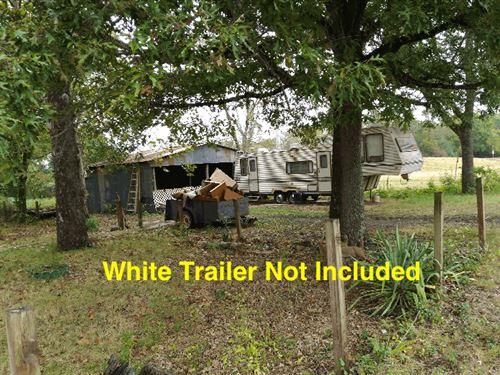 .27 Acres- Paris, Ar 72855 : Paris : Logan County : Arkansas
