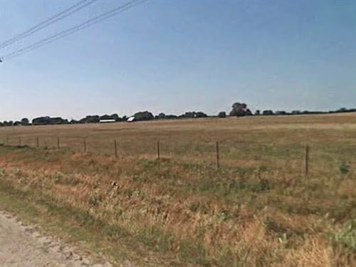 .45 Acres- Burneyville Ok, 73430 : Burneyville : Love County : Oklahoma